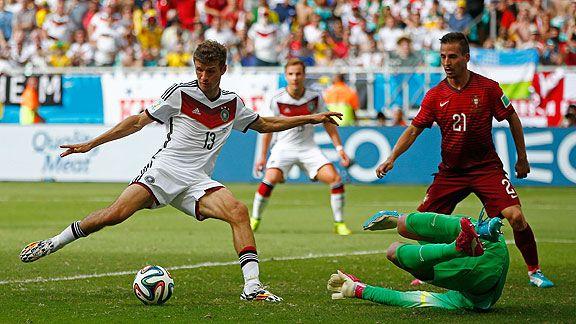 Müller tras nuevo título de goleo