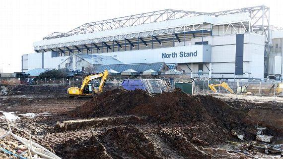 """NFL involucrada """"en cada aspecto"""" de la construcción de nuevo estadio del Tottenham"""