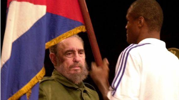 El legado de Fidel Castro y el boxeo cubano I?img=%2Fdeportes%2F2003%2Fphotos2016%2F1126%2FFidelSavon1296