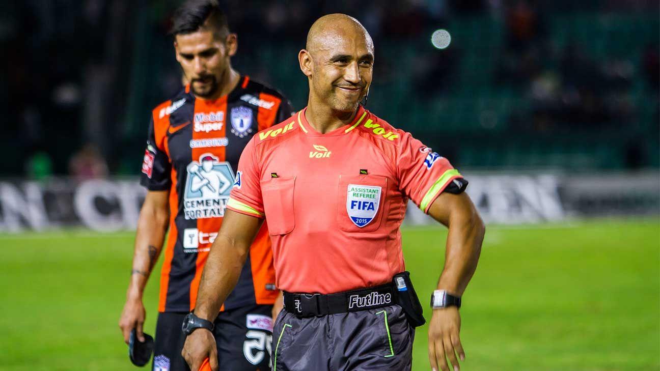 José Luis Camargo ha decidido decir adiós a las canchas