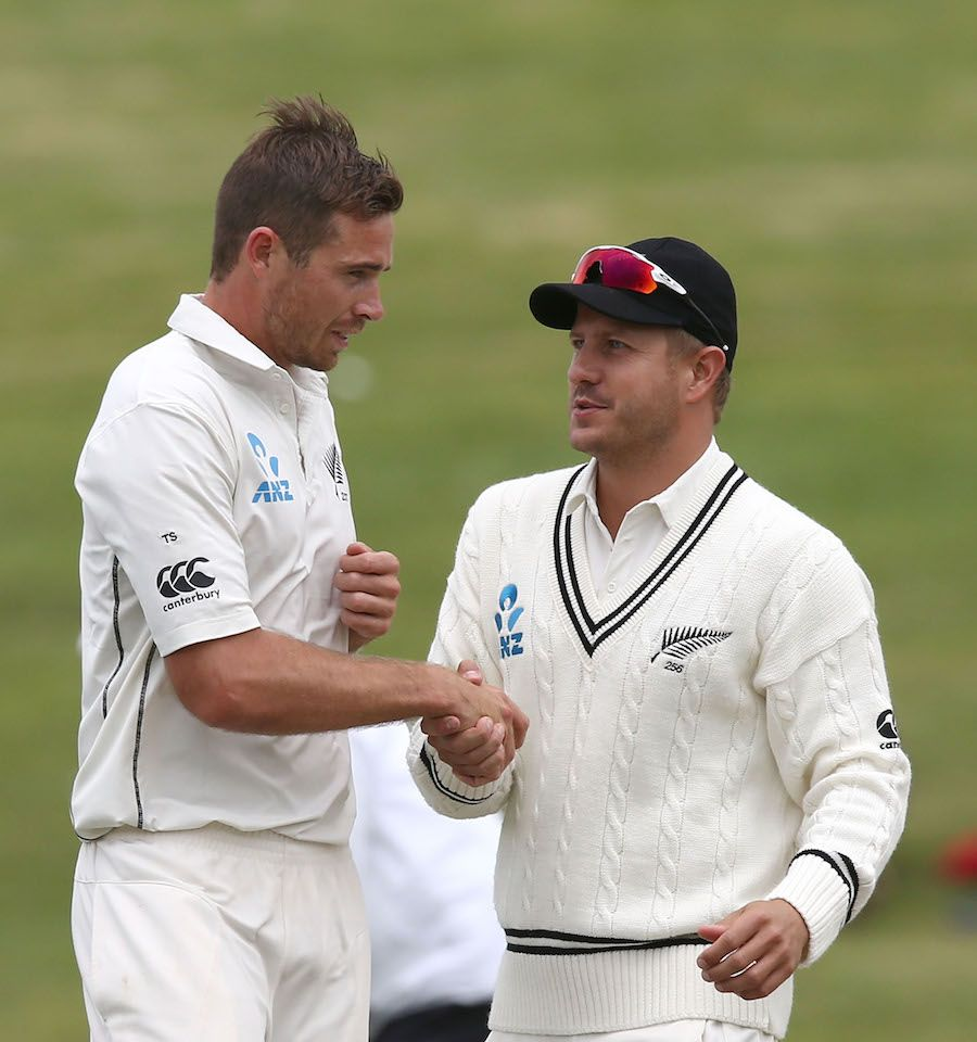Pitch a factor in Tim Southee's exclusion - New Zealand ...