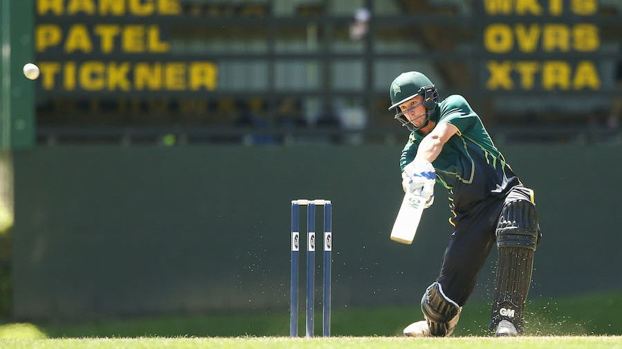 43 off an over: Northern Districts pair smash List A world record - ESPNcricinfo