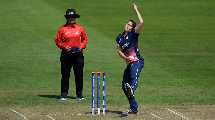 Injured Katherine Brunt ruled out of Women's World T20