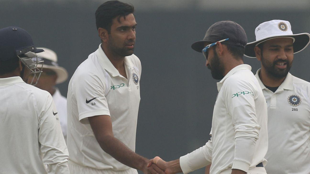 R Ashwin lined up for Worcestershire return
