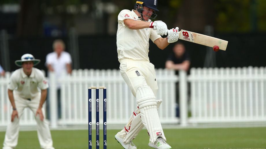 Yorkshire's captain was missing for the Royal London Cup game against Durham at Chester-le-Street, Steve Patterson leading the side in his absence