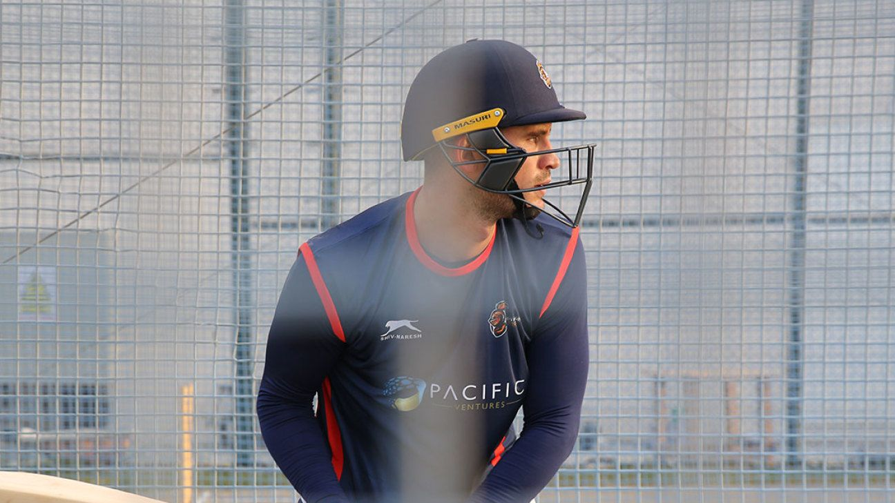 Hales ready for return to action in T10 League