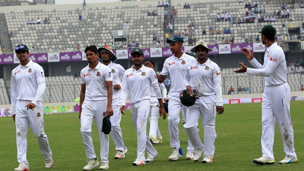 Environment around Bangladesh team 'dirty' - Khaled Mahmud