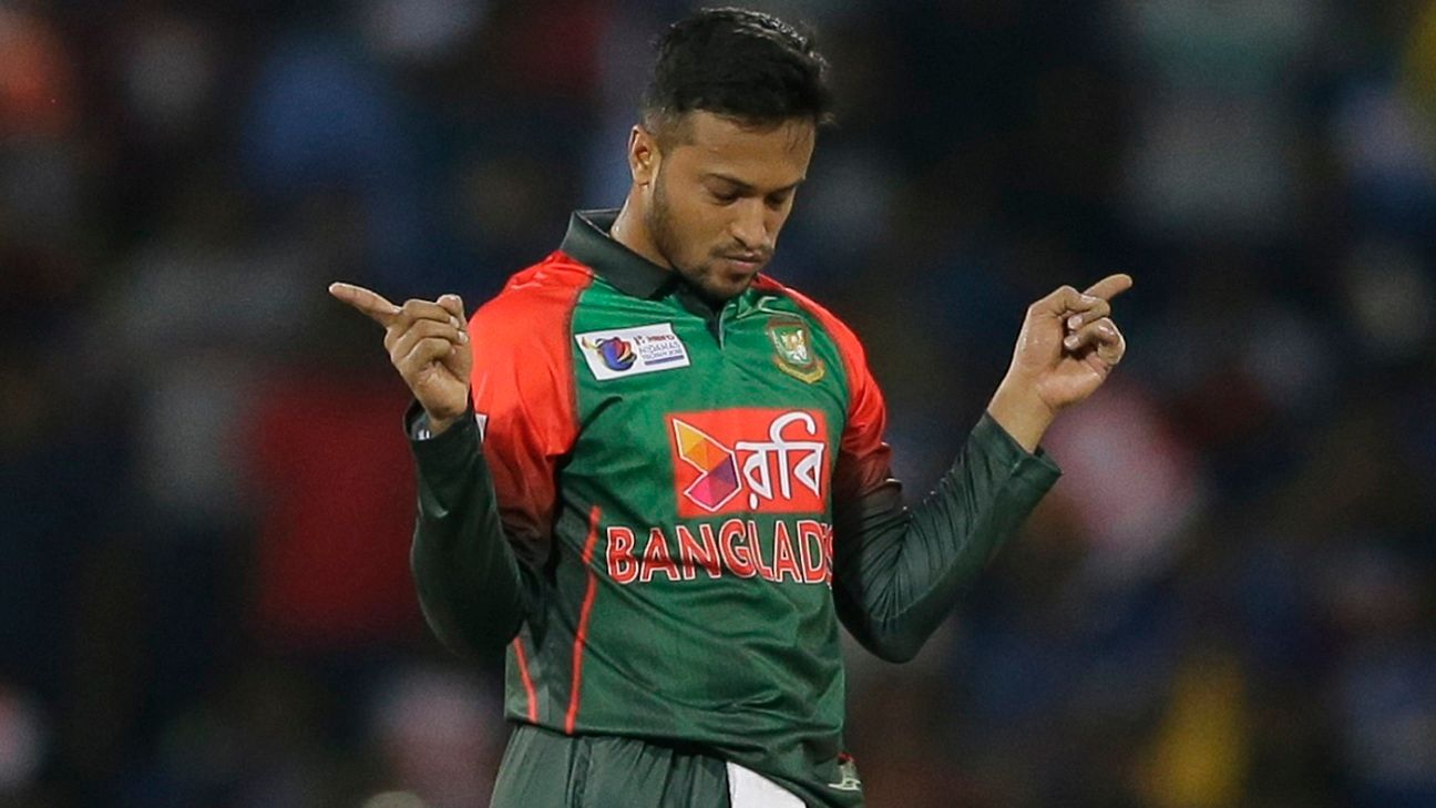Shakib, Nurul fined for breaching code of conduct