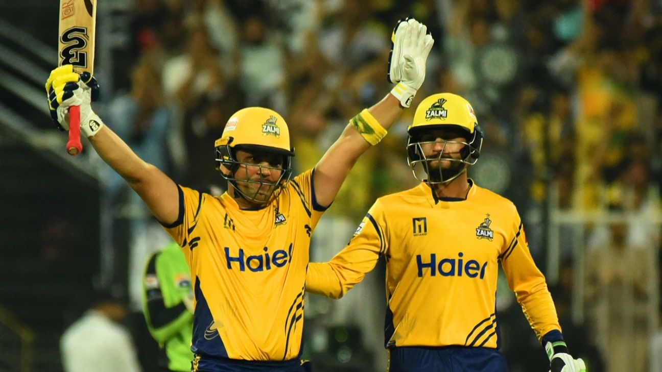 Peshawar finally break the one-run playoff jinx