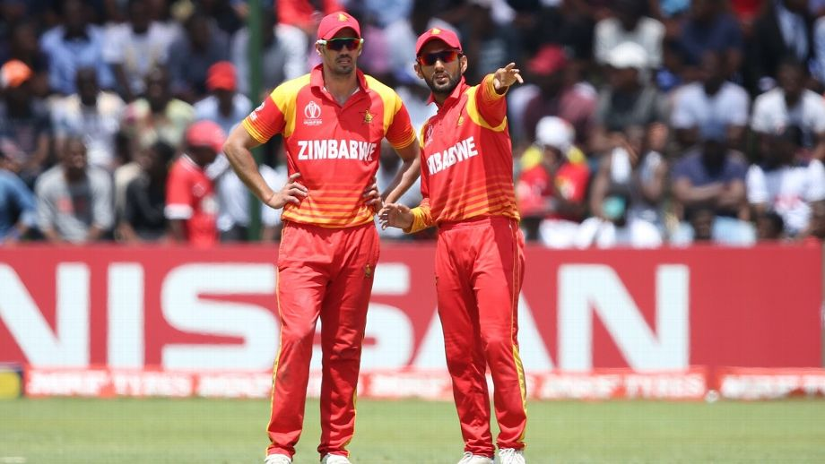 With his team's World Cup dreams all but shattered, a devastated Zimbabwe captain lamented the two missed opportunities to qualify against West Indies and UAE