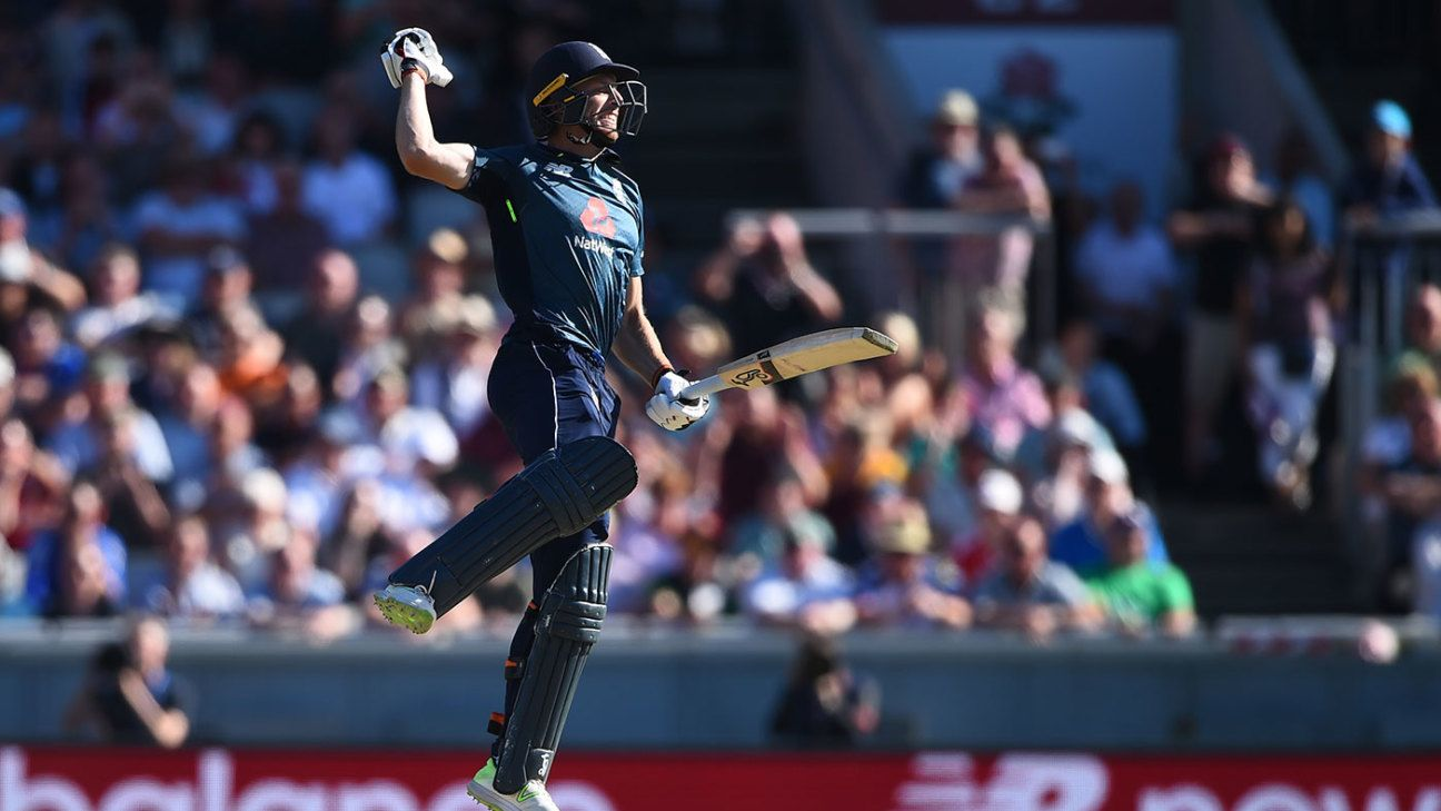 Jos Buttler earns 'best in the world' tag after immense century - ESPNcricinfo