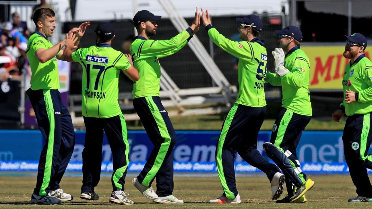 Ireland to host West Indies, Bangladesh in ODI tri-series