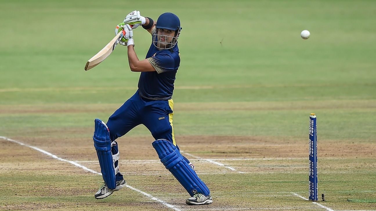 Gautam Gambhir steps down as Delhi captain