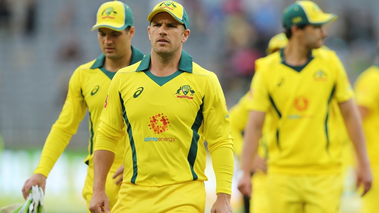 Tactical decision to not give Mitchell Starc new ball - Aaron Finch