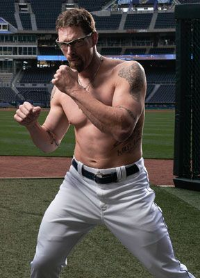 Nascar Racing Games >> MLB - Kyle Farnsworth is the baddest man in baseball