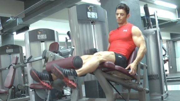 Aparatos m s comunes en el gym parte 2 espn video for Aparatos de gym