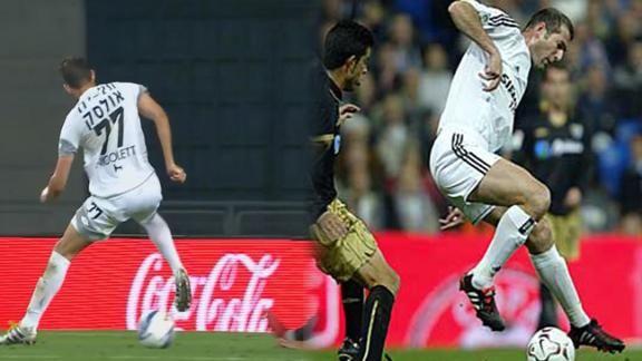 Para aplaudir de pie: Levi y un gol con la marca de Zidane - ESPN Video