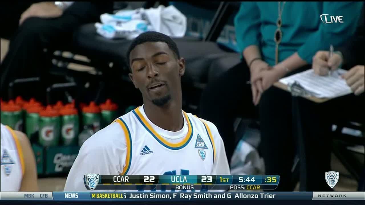 1H UCLA I. Hamilton made Jumper. - ESPN Video