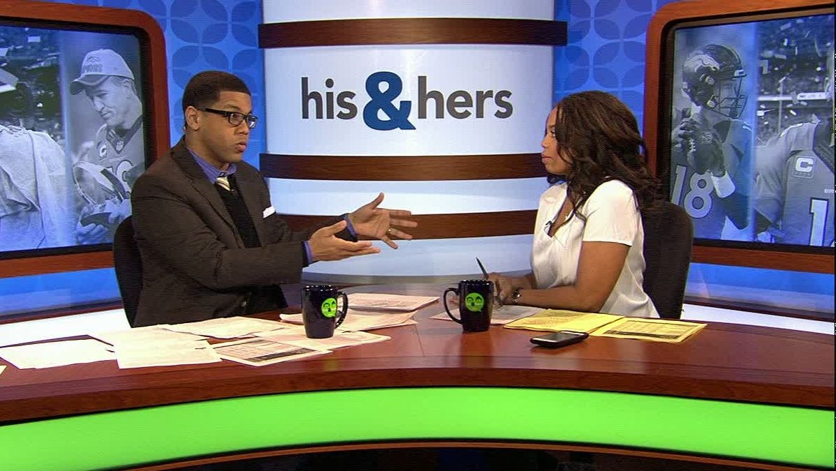 His & Hers top five QB lists - ESPN Video