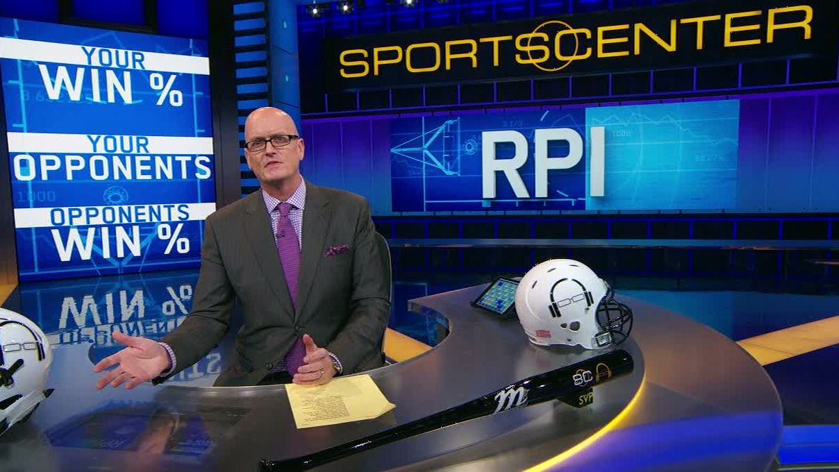 1 Big Thing: NCAA needs to get rid of the RPI - ESPN Video
