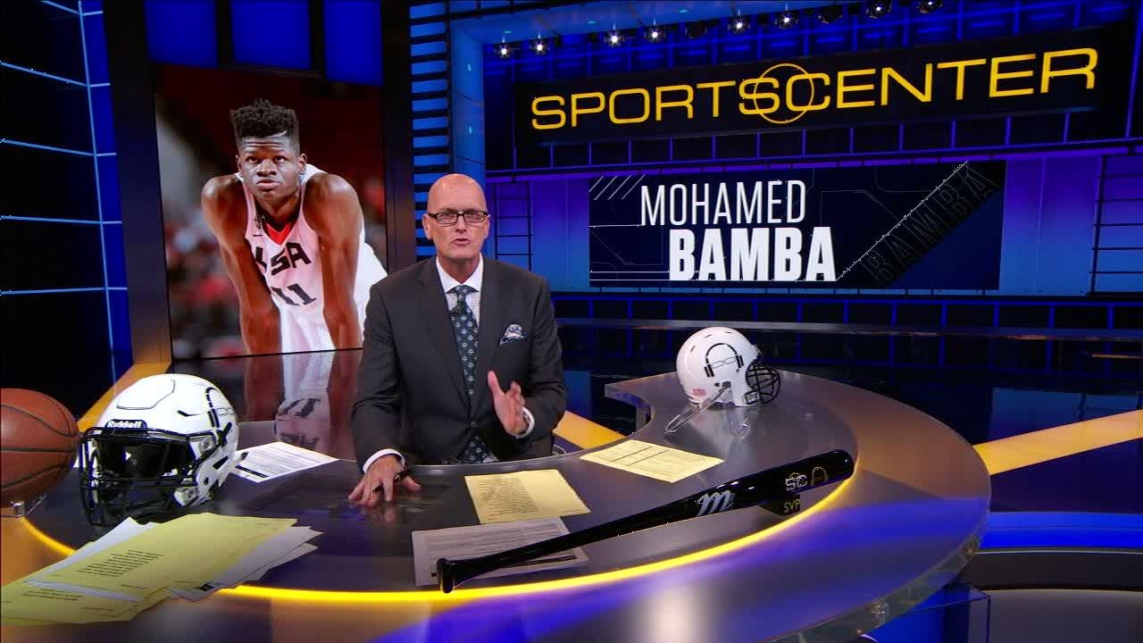 Bamba another case of recruiting sketchiness - ESPN Video
