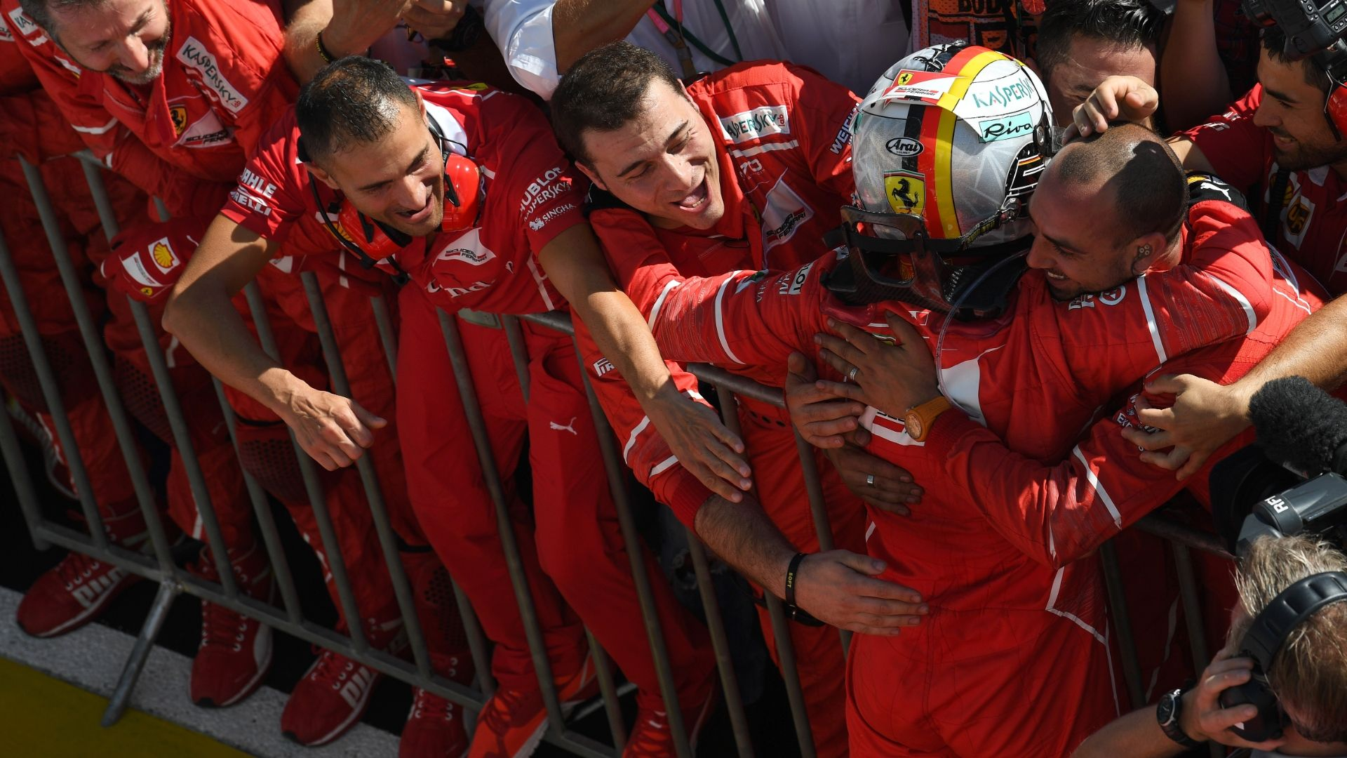 Who said what after the Hungarian Grand Prix