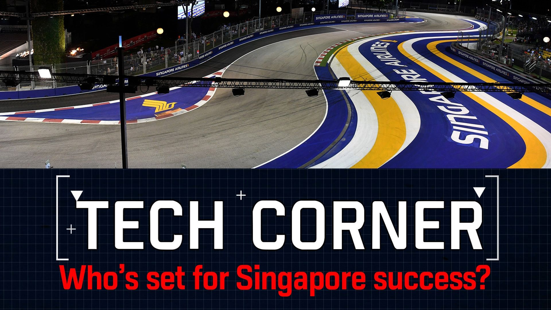 Who said what after qualifying for the Singapore Grand Prix