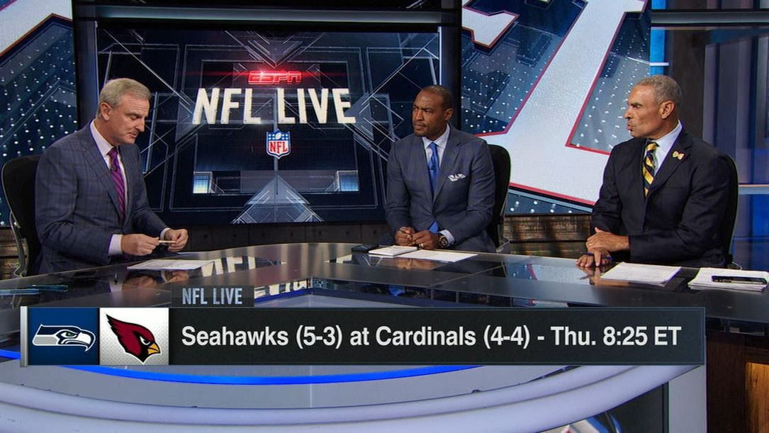 Darren Woodson: 'Seahawks are embarrassed after last week ...