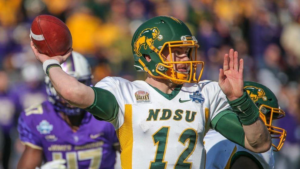 North Dakota State holds off James Madison to win FCS ...