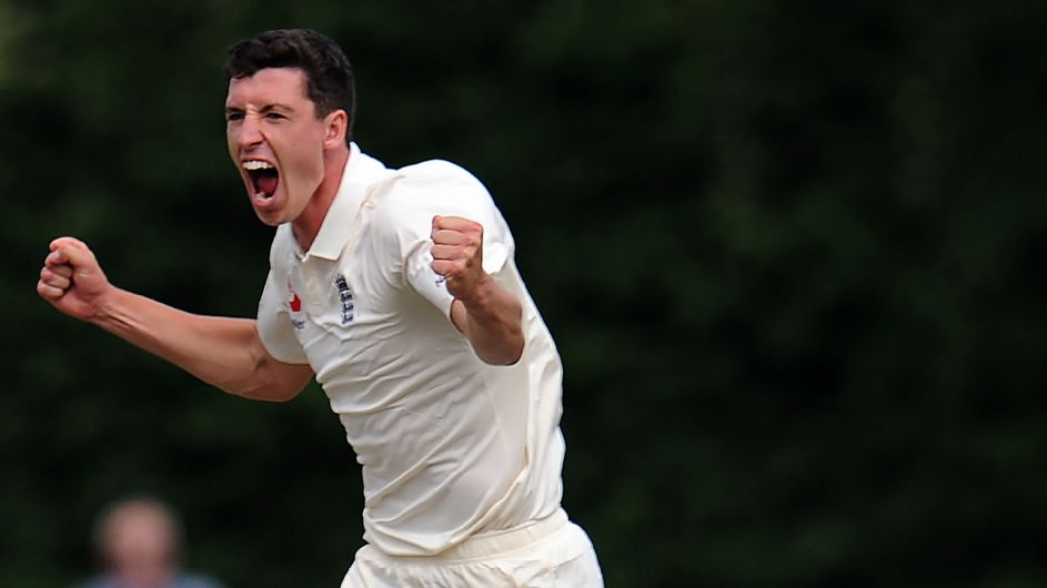 England opener makes first hundred of the summer while Nick Gubbins gives selectors a nudge with 73