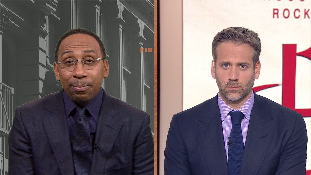 Stephen A: I was told Melo didn't return Lakers' call