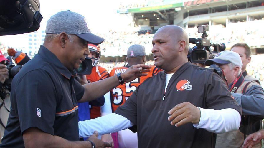 Marvin Lewis' plan to fix Bengals? Bring back Hue Jackson
