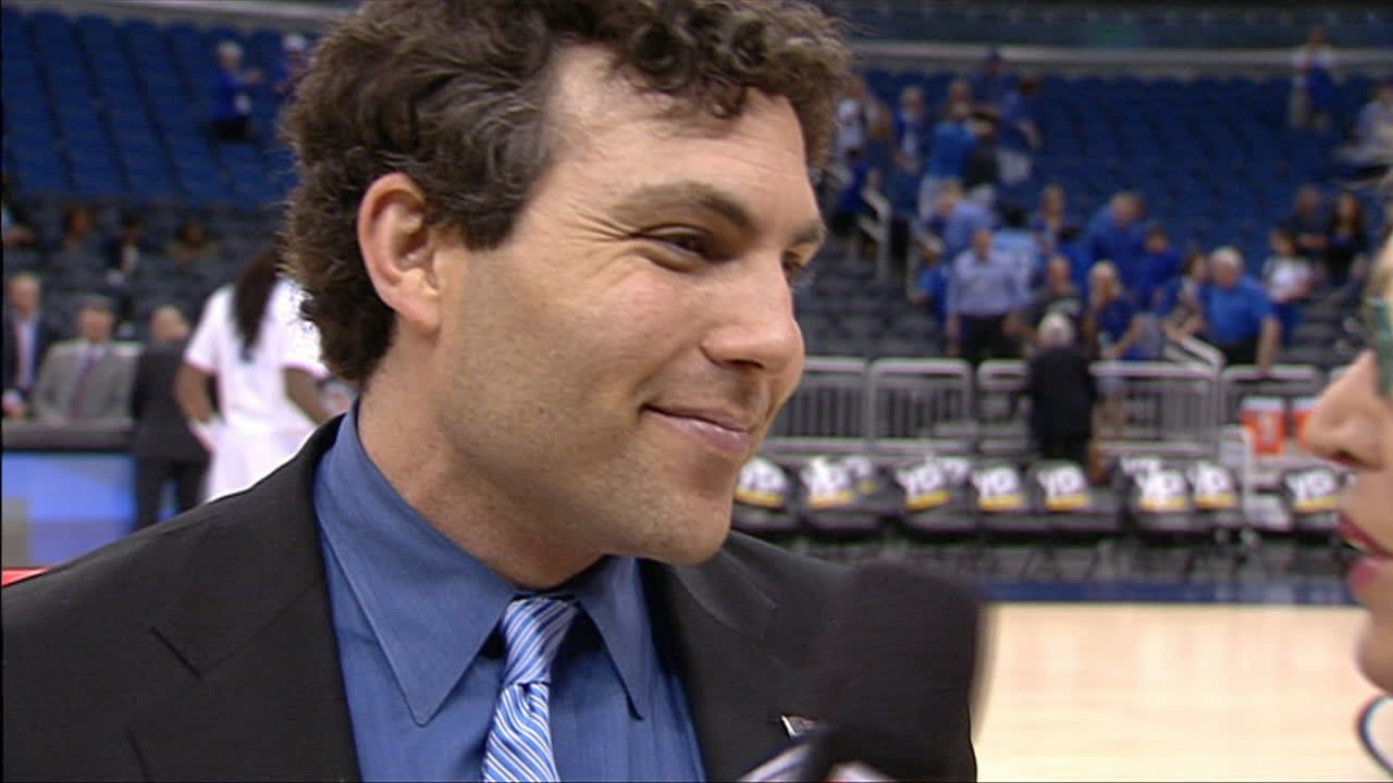 Postgame Interview with Memphis Head Coach Josh Pastner ...
