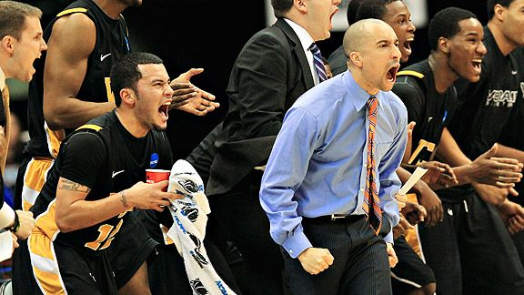 Giant Killers - How to spot NCAA tournament upsets before they happen - NCB