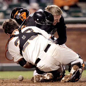 San Francisco Giants Buster Posey Positive In His Return