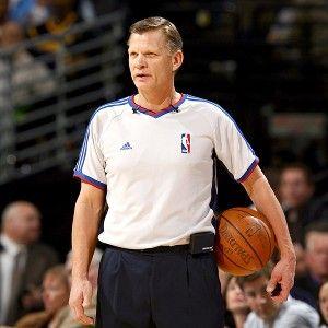 Steve Javie, veteran NBA referee, retiring after 25 seasons
