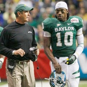 College football -- Baylor Bears prepare for life with ...