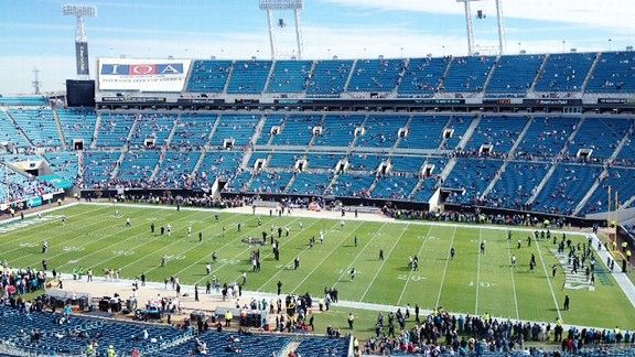 Welcome To Everbank Field New England Patriots Blog Espn