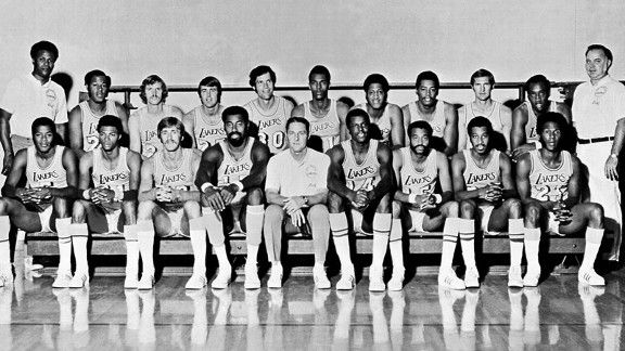 Image result for 1971-72 los angeles lakers