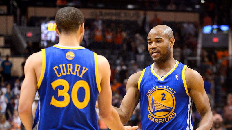 Relationship between Jarrett Jack, Stephen Curry deeper than basketball