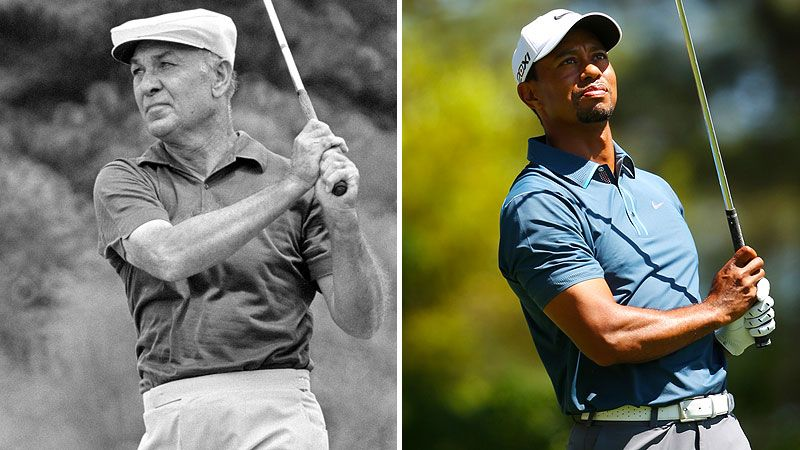 Tiger Woods And Ben Hogan Have A Lot In Common Golf