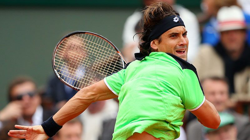 Rafael Nadal's feat off the charts