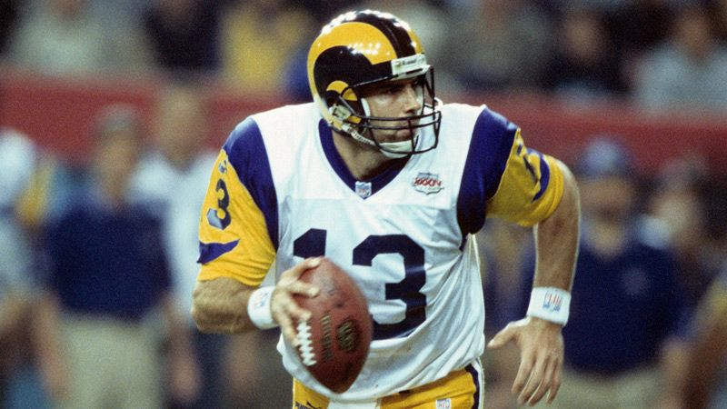 Kurt Warner Rams 1999