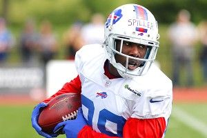 C.J. Spiller to have big role in offense