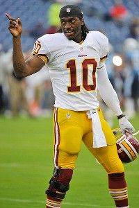 RG III: 'No conflict' with Shanahan