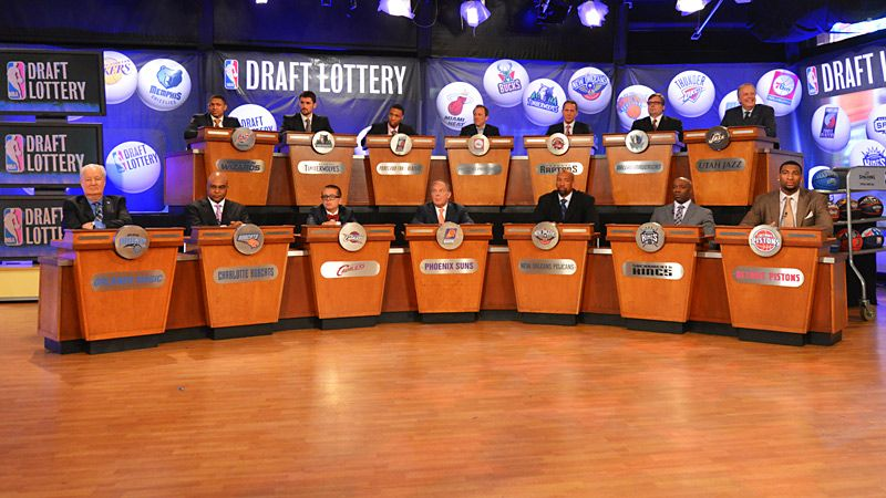 espn lottery machine 2017