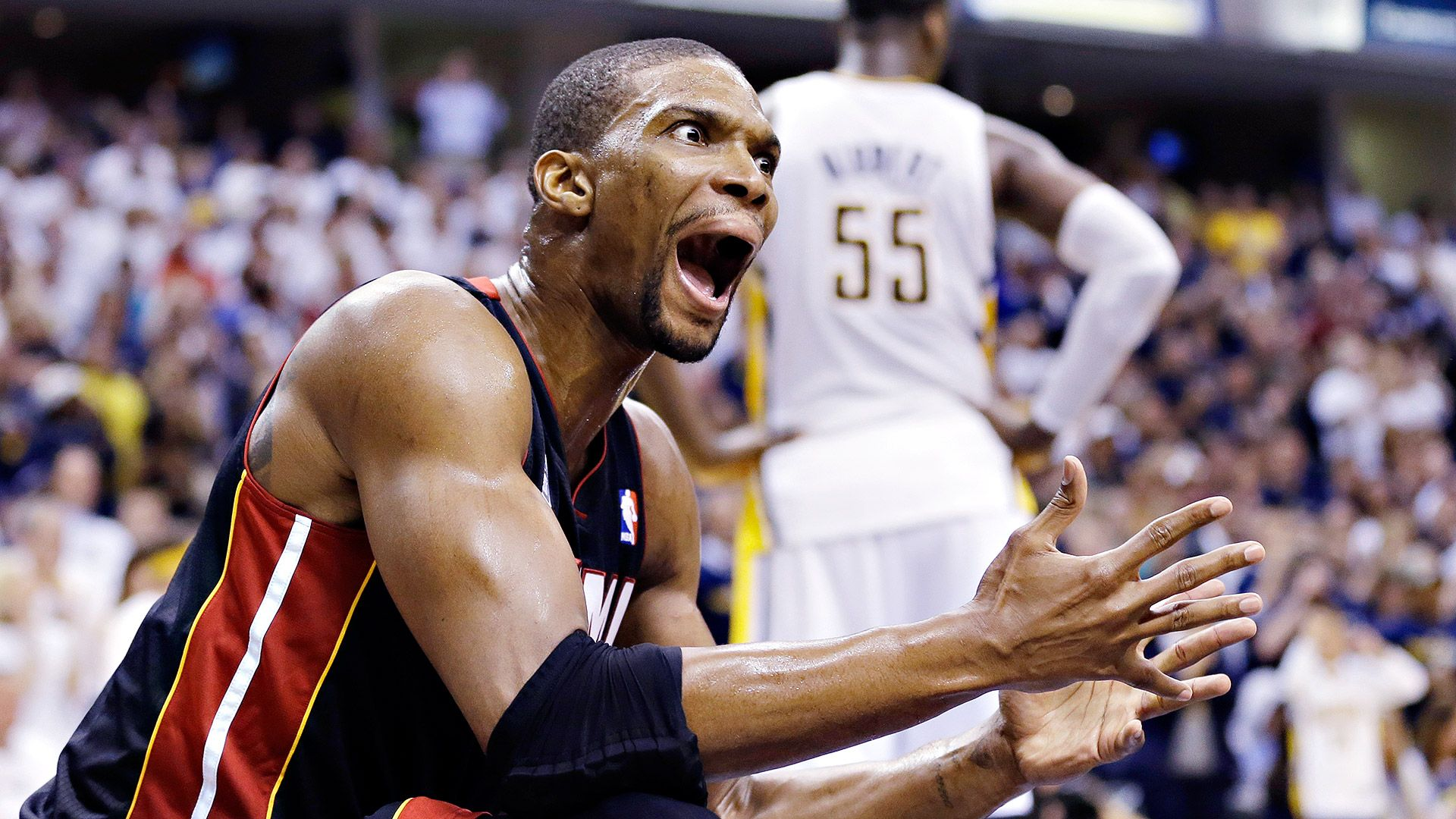Sources: Bosh, Heat to part after resolution