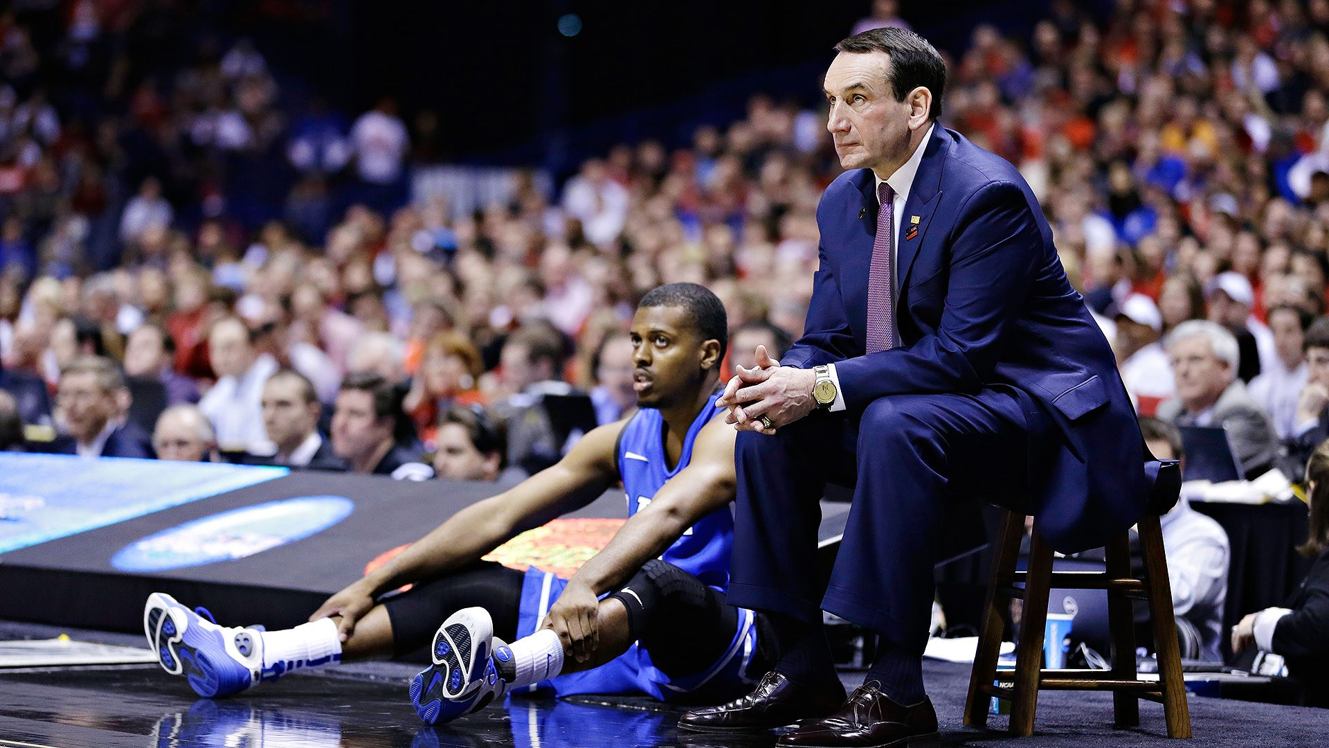 a preview of the basketball game and the concept of the basketball team coaching by krzyzewski Winning its eight olympic games by 225 points a game, krzyzewski concluded  his usa national team coaching career riding a 76-game win.