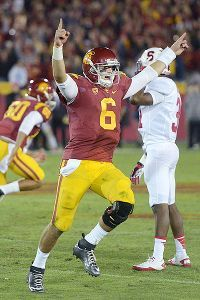 USC stuns No. 4 Stanford on Andre Heidari FG with 19 seconds left