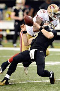 NFL fines Ahmad Brooks for hit